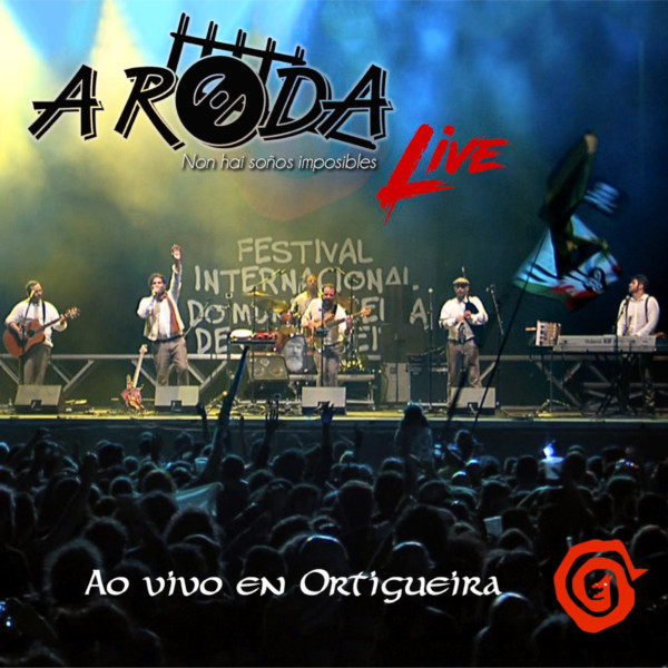 A banda publica o álbum que gravou no último Festival de Ortigueira