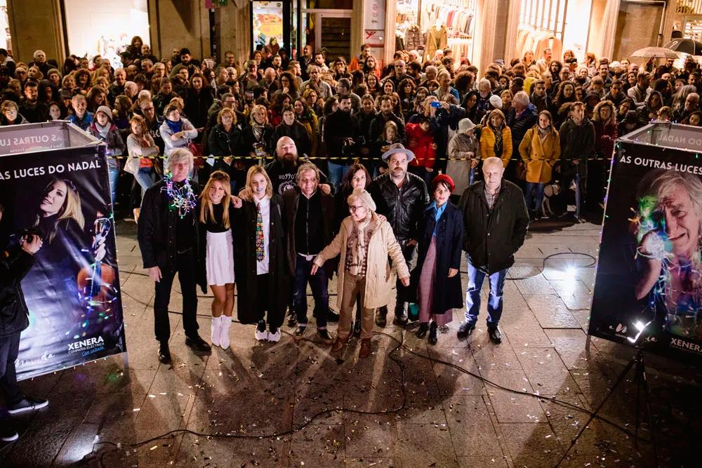 A montaxe 'As outras luces de Vigo' pon o acento na cultura local como valor de cidade