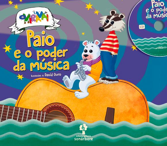 O espectáculo 'Paio e o poder da música' estará o vindeiro 17 de febreiro en Lugo