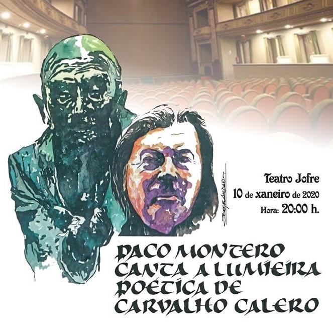 O álbum inclúe ademais catro temas do propio Montero
