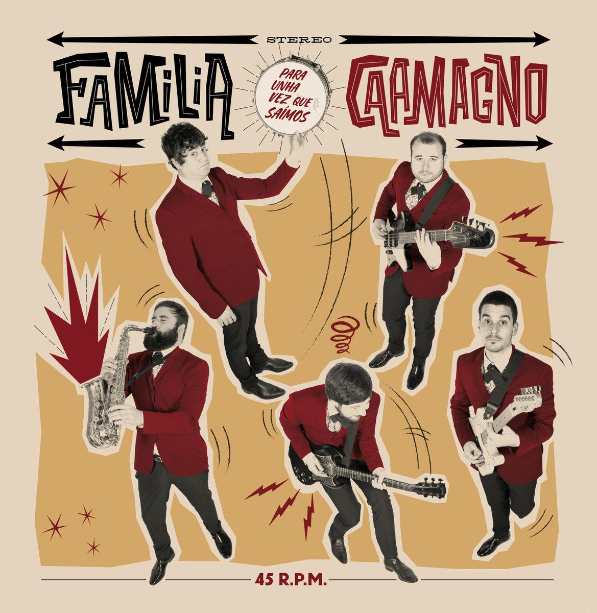 Novedades Carminha recibe o Premio Pop Eye polo seu álbum <i>Campeones do mundo</i>