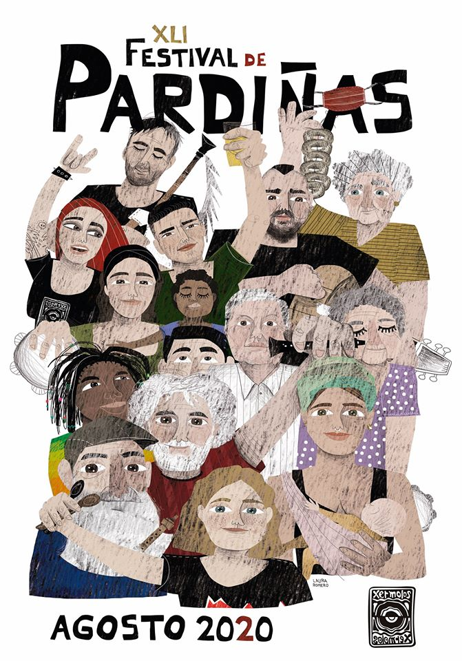O Festival de Pardiñas muda o seu formato e pasa a ser un ciclo cultural
