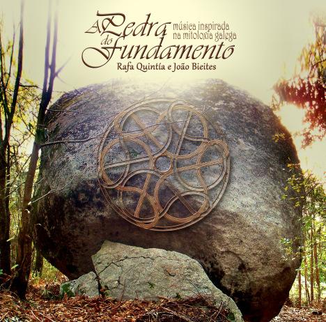 O álbum presenta vinte e nove temas inspirados na mitoloxía galega