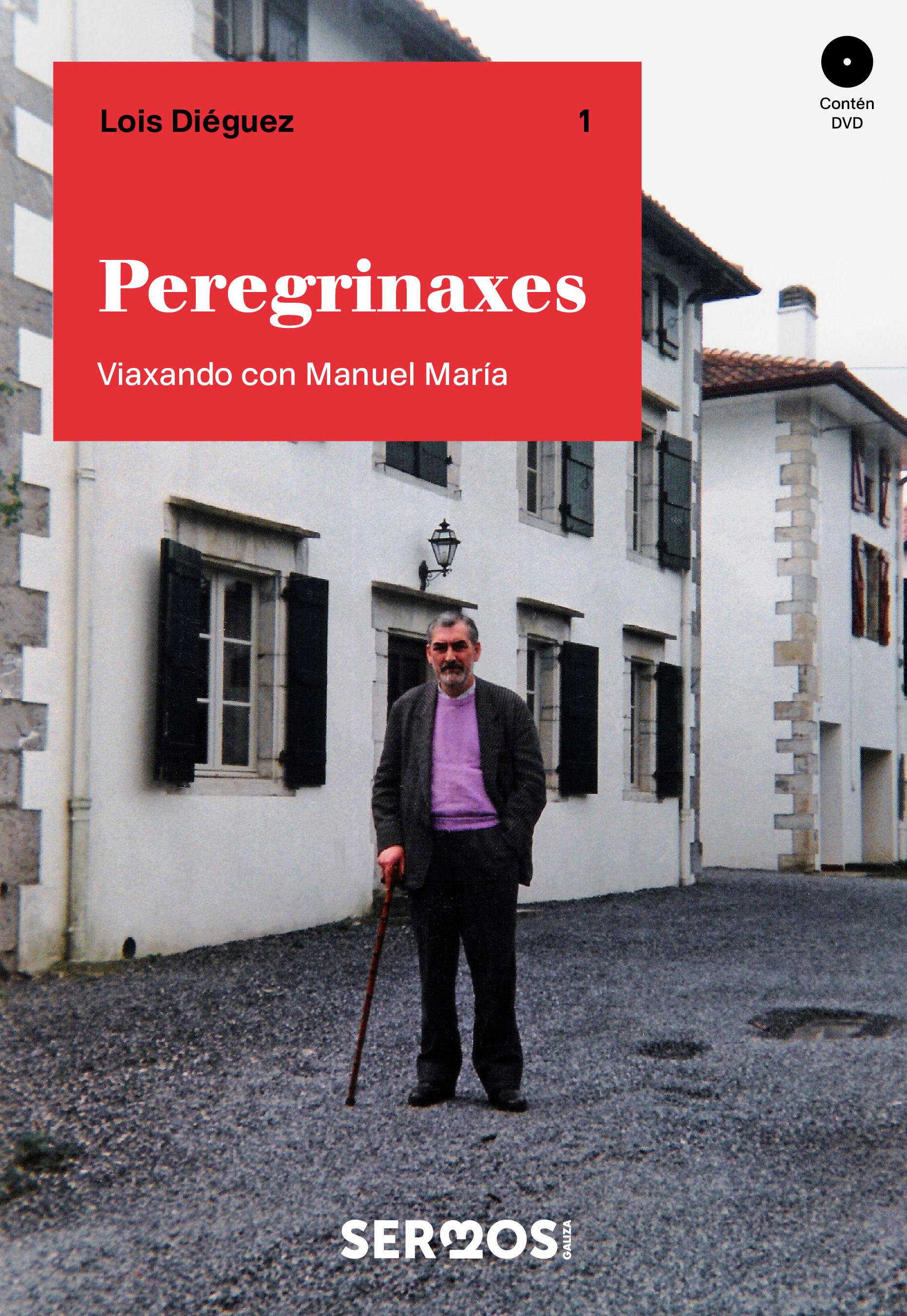 Preséntase a reedición de <i>Peregrinaxes</i> e a videocreación <i>De oficio poeta</i>
