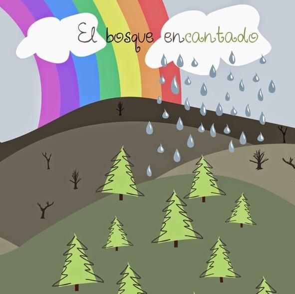 <i>El bosque encantado</i> é un proxecto editado por Microrec Producciones