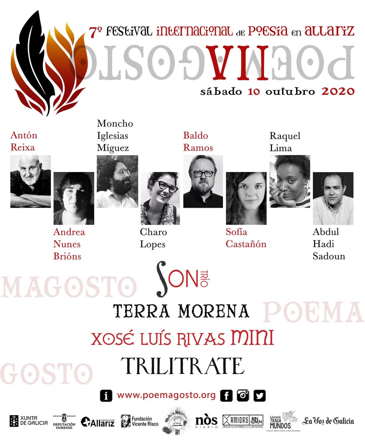 A sétima edición do festival internacional concentra as súas actividades no sábado 10 de outubro