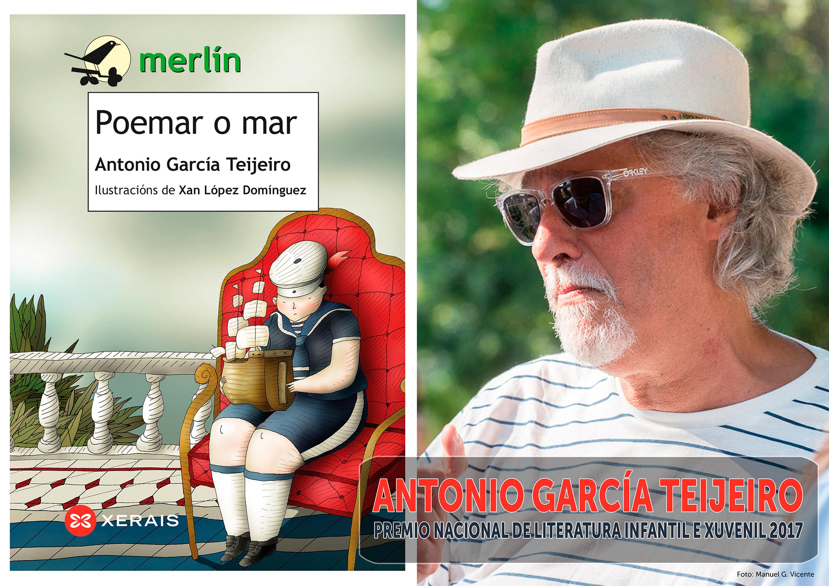 Ledicia Costas e outros autores galegos están na lista internacional entre finalistas e recomendados
