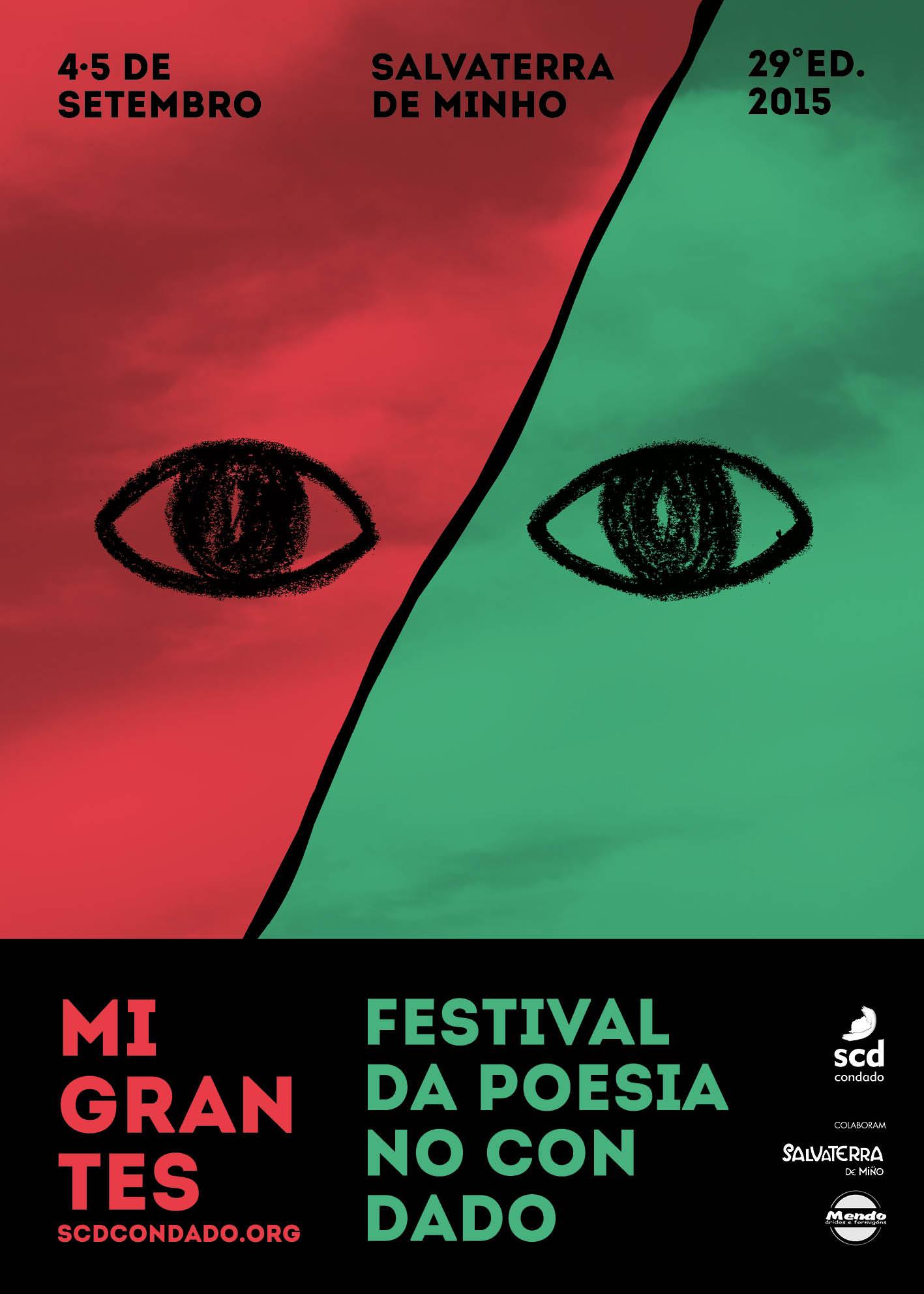 O Festival da Poesía do Condado volta centrado nos migrantes