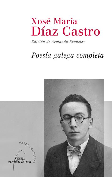A poesía completa, unha perspectiva teolóxica ou o proxecto <i>Nimbos de Luz</i> son os útlimos lanzamentos