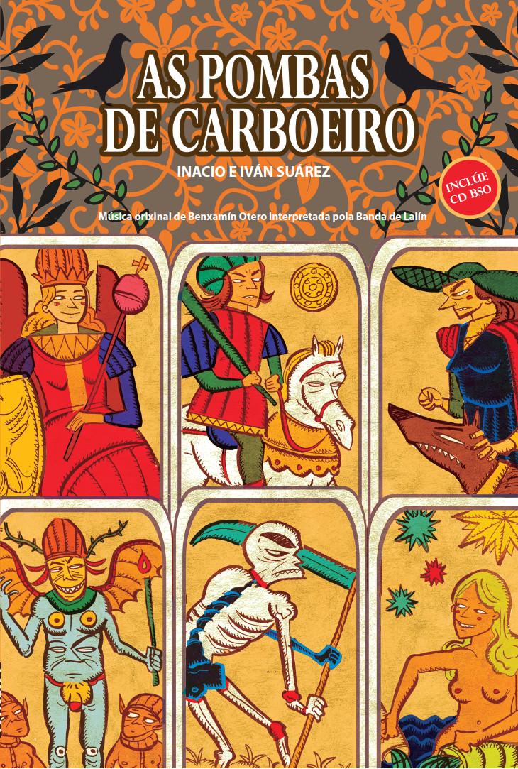 Demo Editorial presenta tres novidades de BD galega neste outono