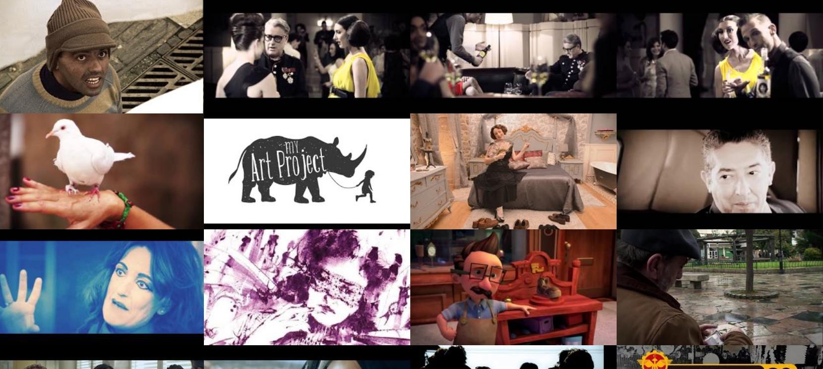 A iniciativa recolle documentais, teasers, curtas e outros contidos para ver de balde
