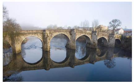 A ponte de Ponte Vea será declarada ben de interese cultural