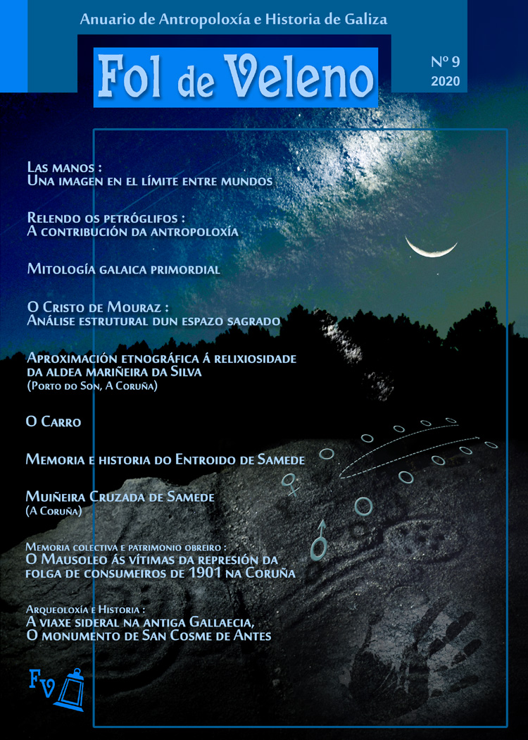 Sae do prelo o anuario de 2020 da Sociedade Antropolóxica Galega