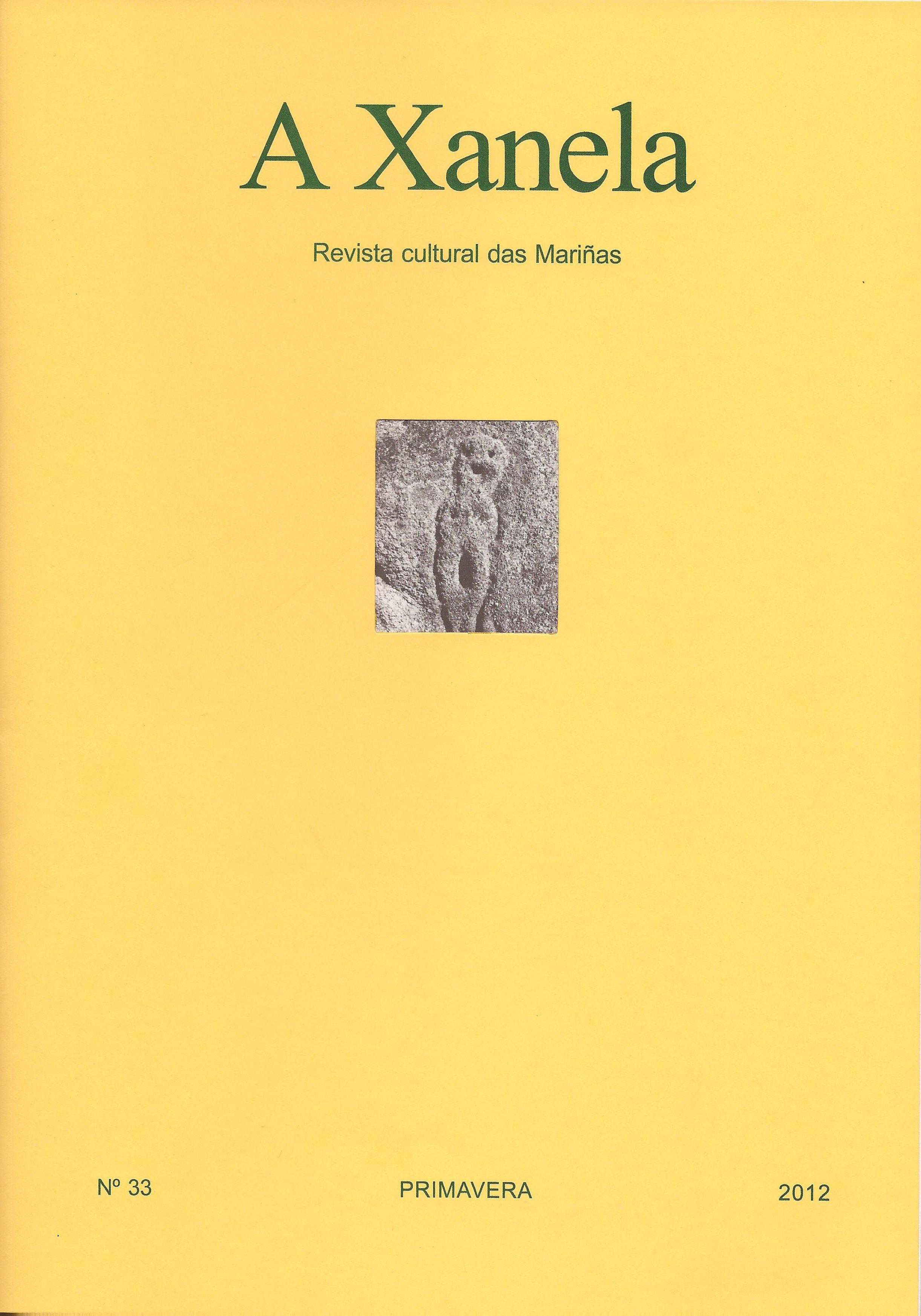 A revista cultural das Mariñas achega catro sonetos inéditos de Cunqueiro