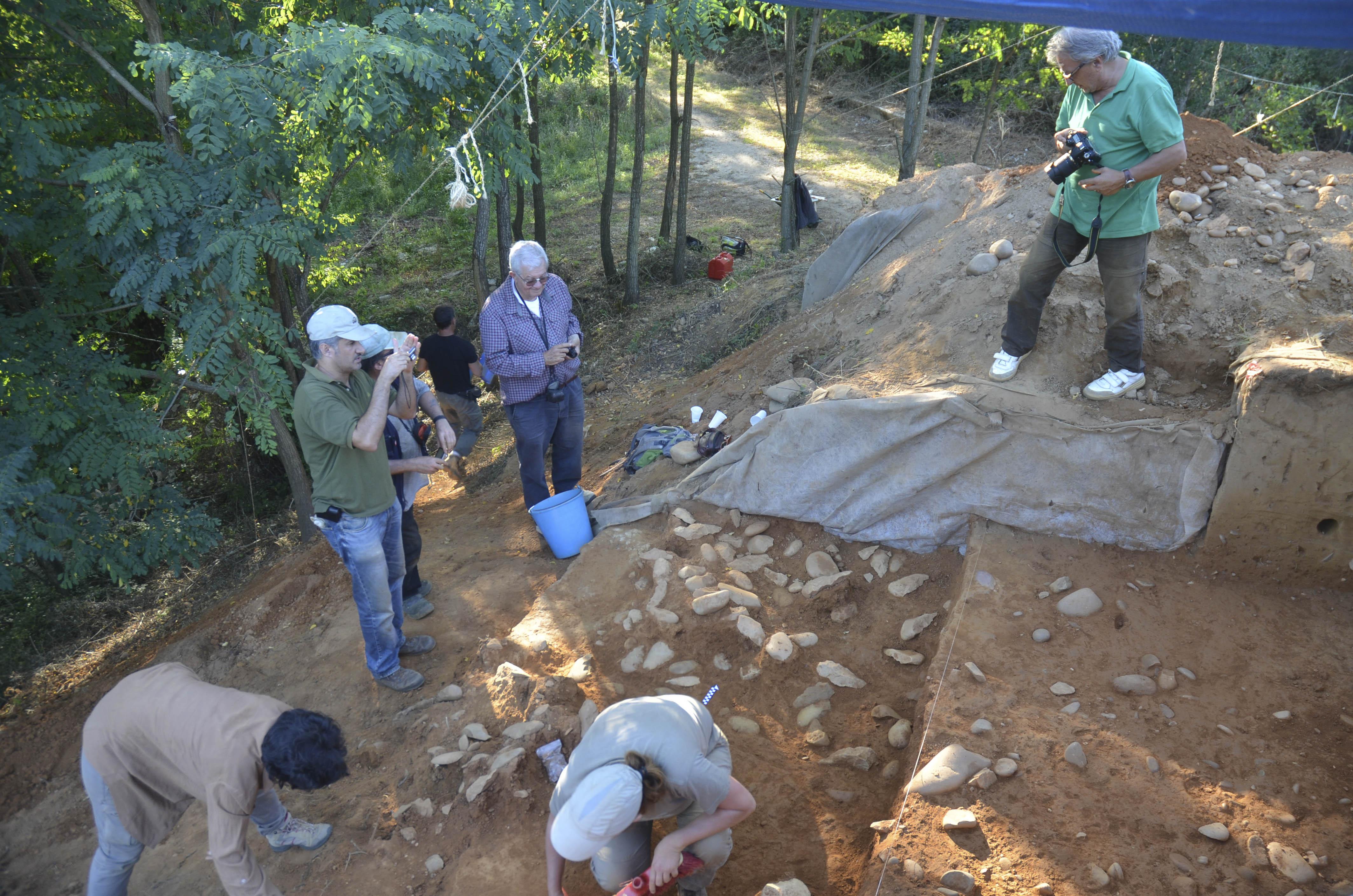 As Neves acolle o lugar con ocupación humana máis antigo de Galicia