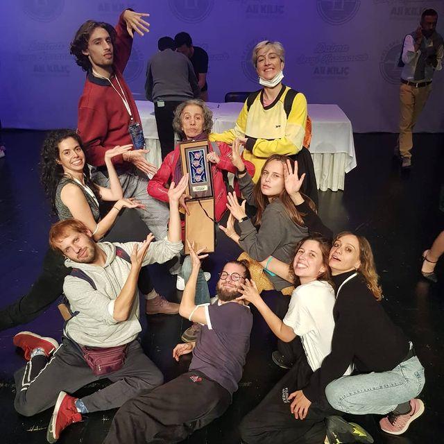 A nova produción do Centro Dramático Galego presentouse en Turquía no Festival Internacional de Teatro de Maltepe
