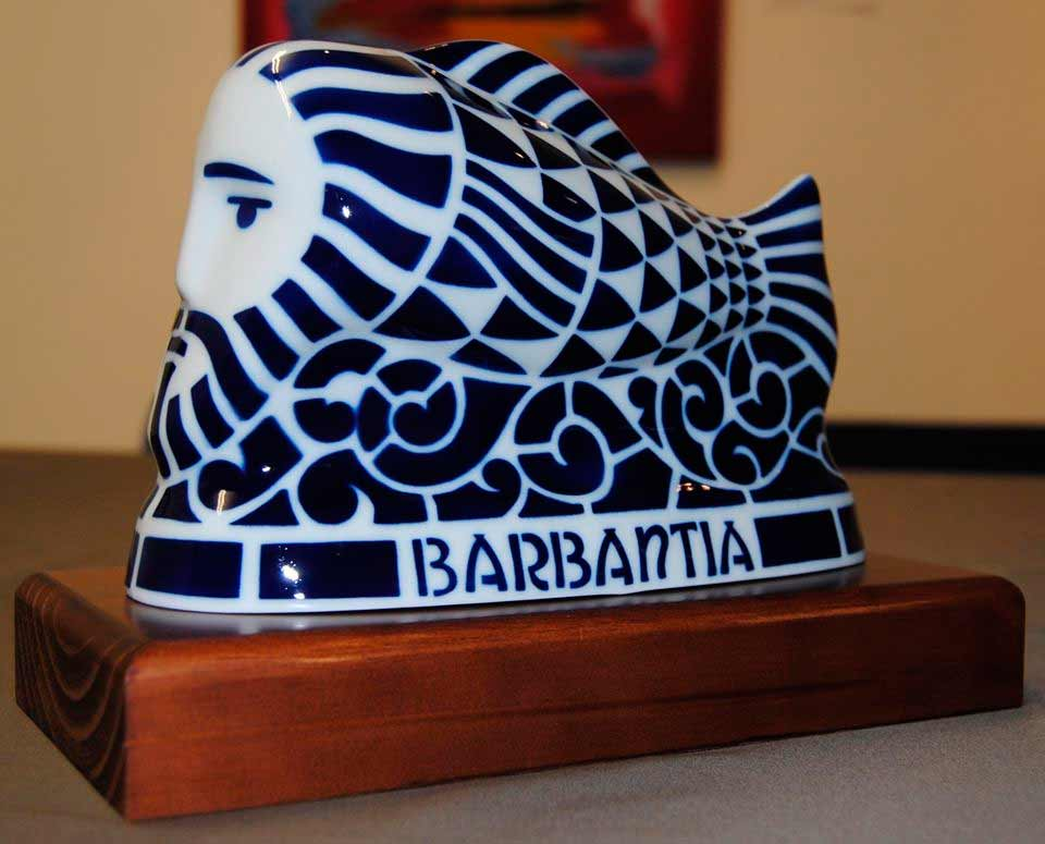 Os XIII Premios Barbantia para Ana Romaní, o pintor Xoán Fernández e a Pousada da Galicia Imaxinaria