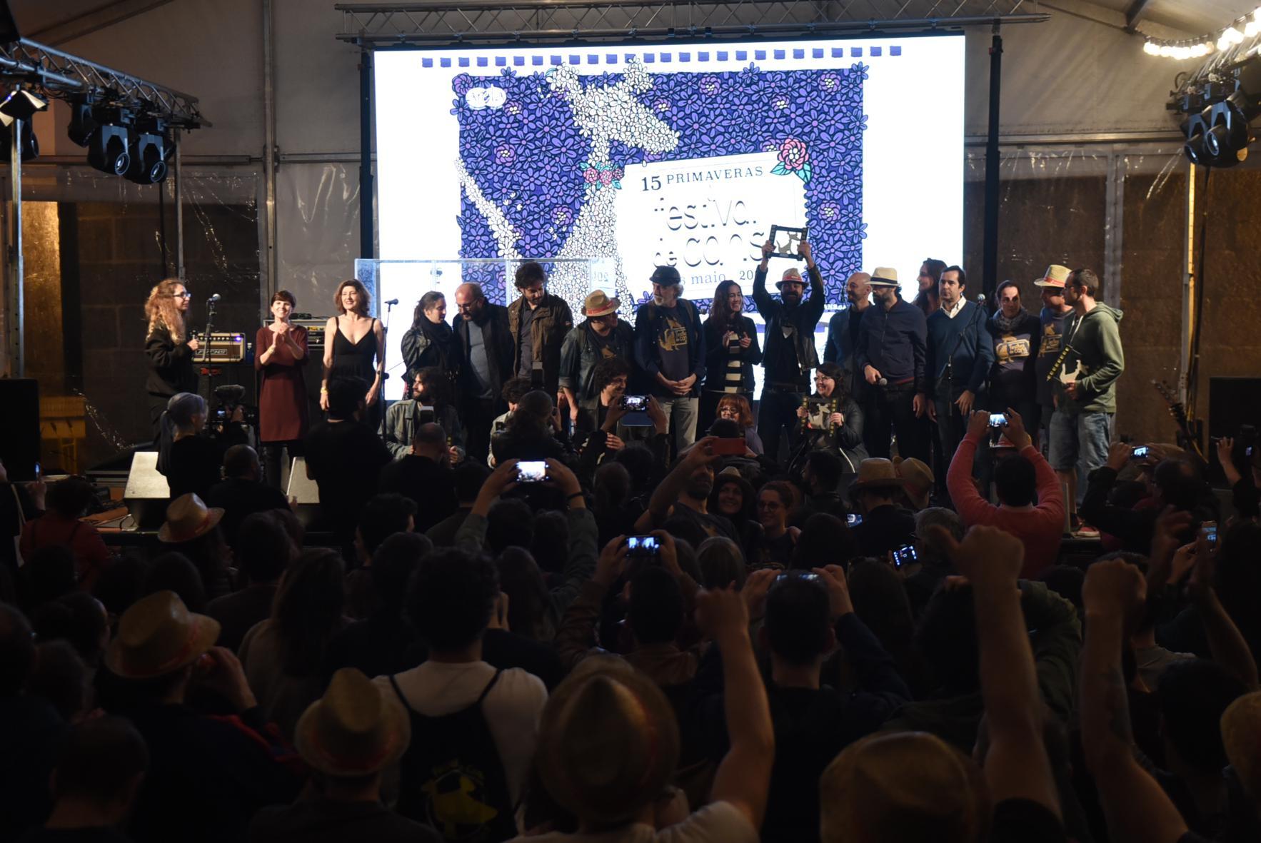 A curtametraxe de Álvaro Gago fíxose con catro galardóns no evento