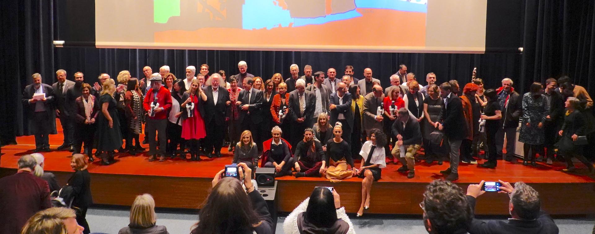 Moncha Fuentes, Soledad Penalta, Rut Balbís e Lucía Freitas están entre as galardoadas