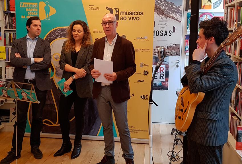 A Asociación de Músicos ao Vivo celebra este ano décimo aniversario e forma unha cooperativa