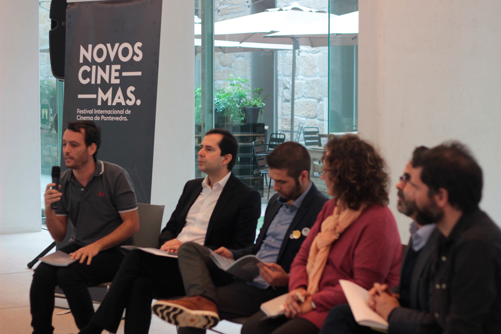 A 3ª edición de Novos Cinemas estrea en Galicia 13 filmes e programa encontros e concertos