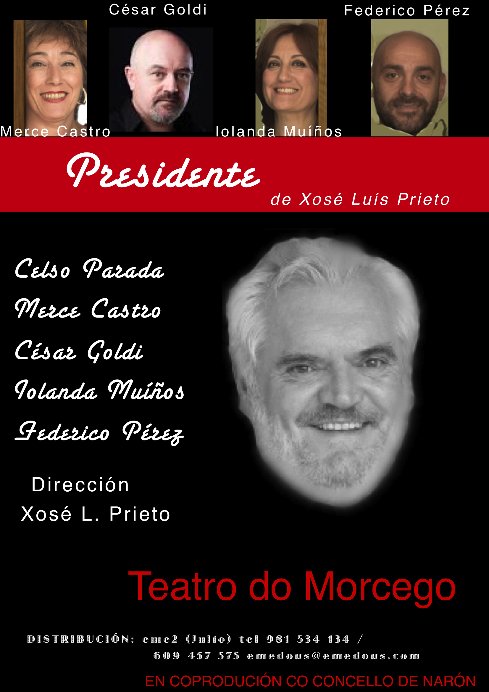 Teatro do Morcego - Presidente