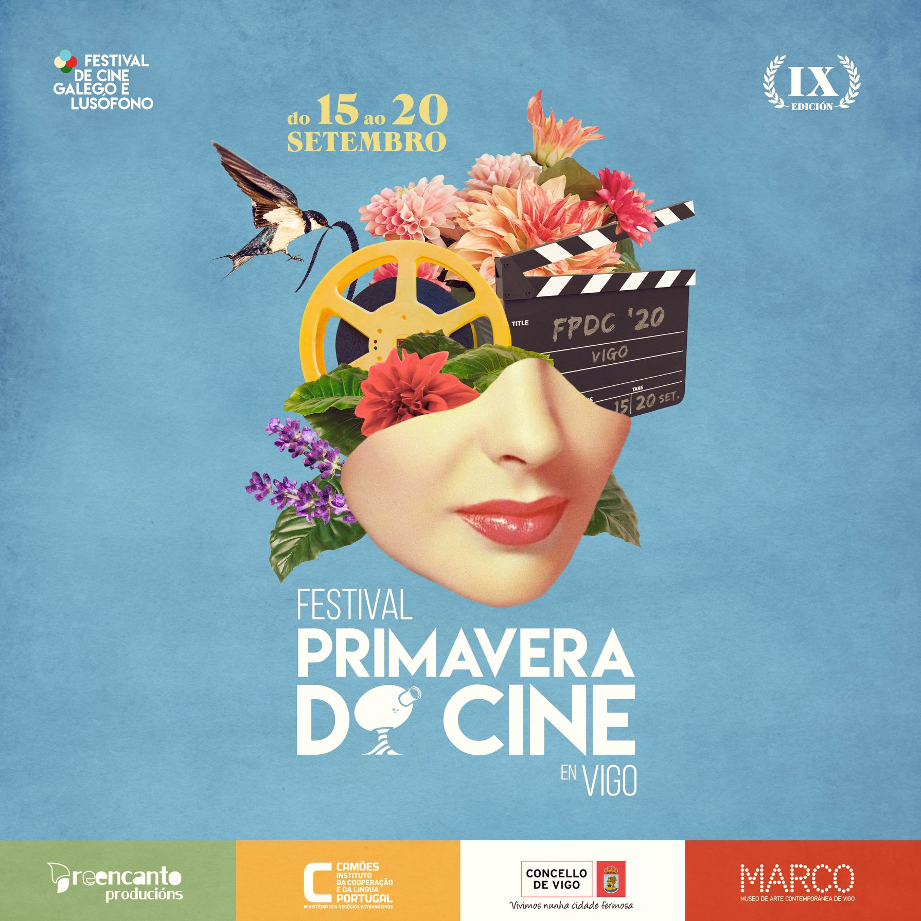 O festival audiovisual galego lusófono desenvólvese entre o 15 e o 20 de setembro