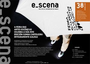 As novidades da Feira Galega das Artes Escénicas protagoniza o boletín e_scena