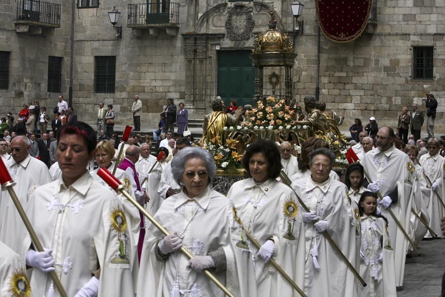 A iniciativa para recoñecer esta tradición de 350 anos partiu do Bispado de Lugo