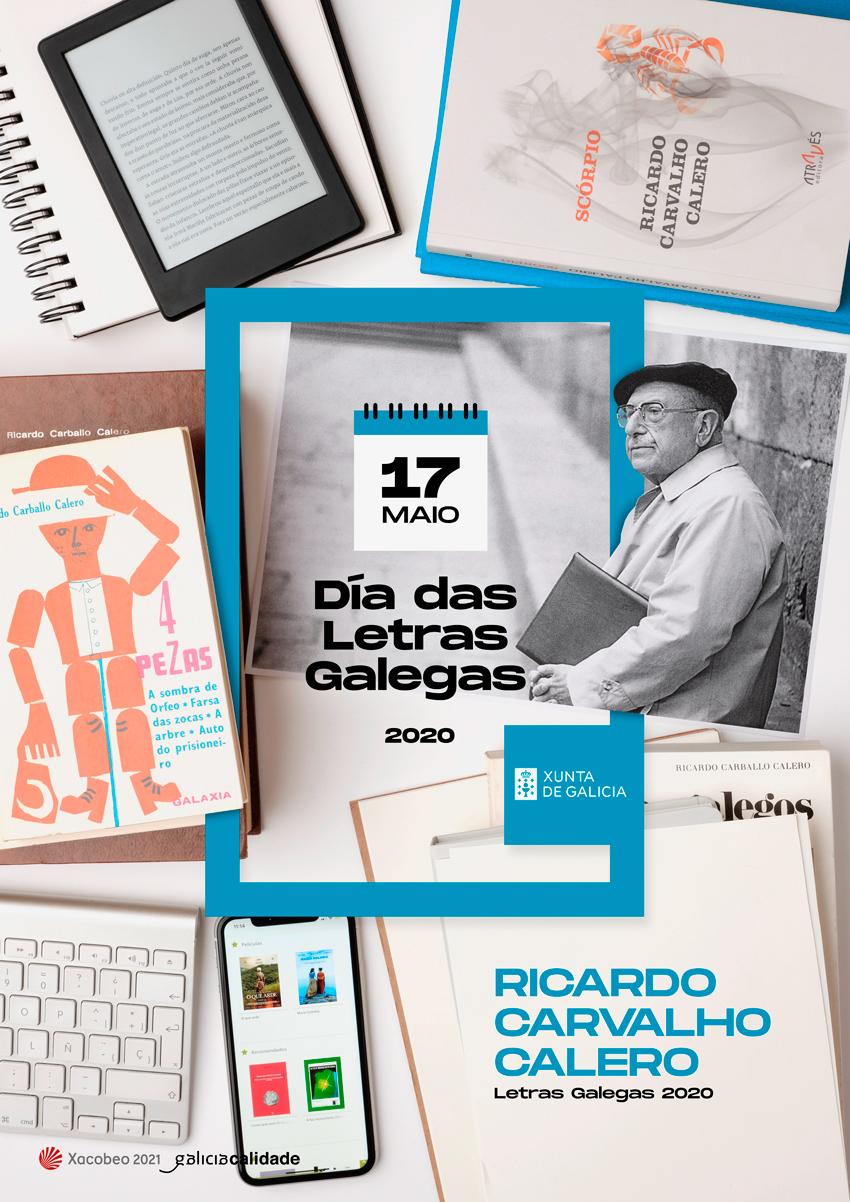 O programa institucional sobre Ricardo Carballo Calero contempla máis de 200 iniciativas neste ano