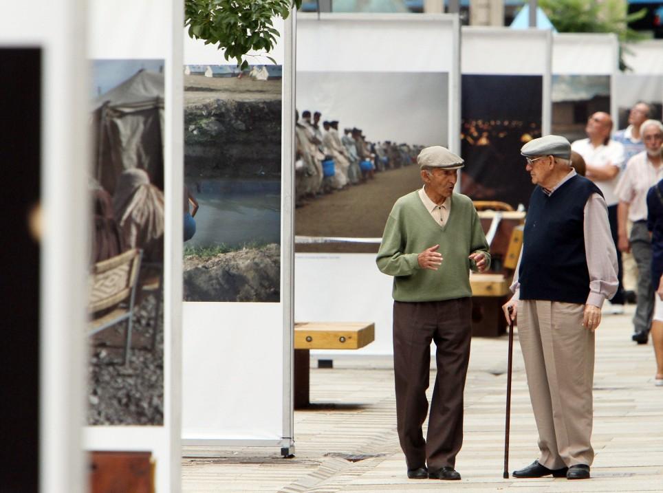 Arrinca o festival Proxecta, coa obra de fotógrafos galegos, portugueses e latinoamericanos polas rúas