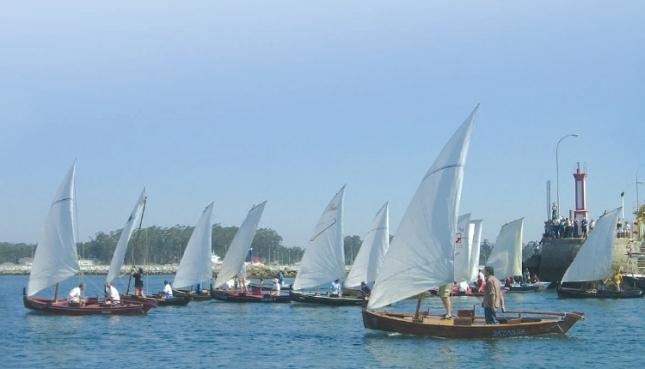 A Xunta creará un censo de embarcacións tradicionais e de mestres carpinteiros