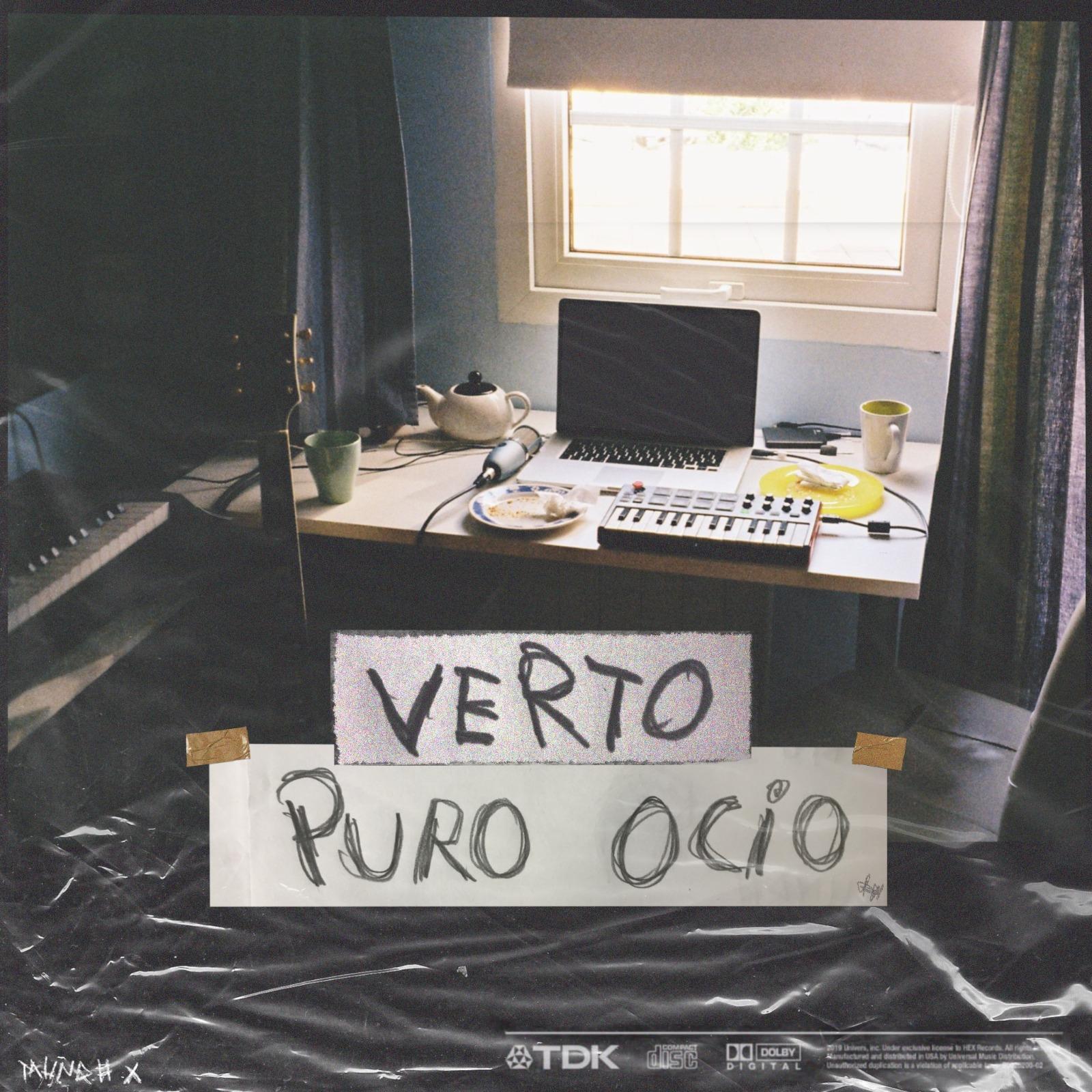 <i>Puro Ocio</i> é o debut discográfico de Verto