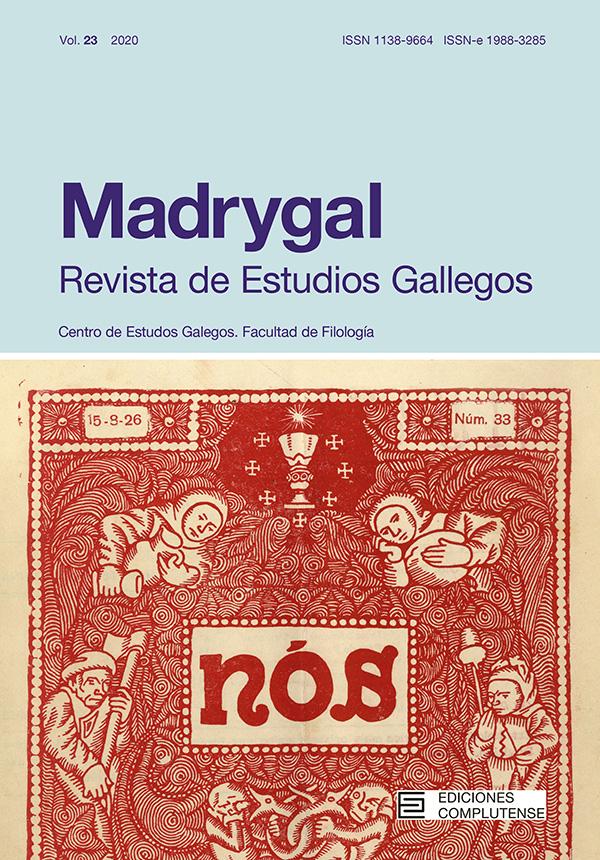 A revista de estudos galegos feita en Madrid achega case 500 páxinas de contidos
