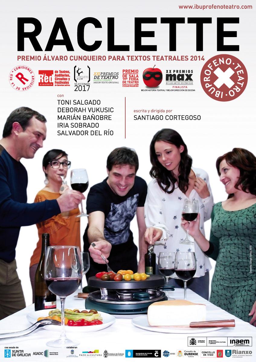 Ibuprofeno Teatro - Raclette