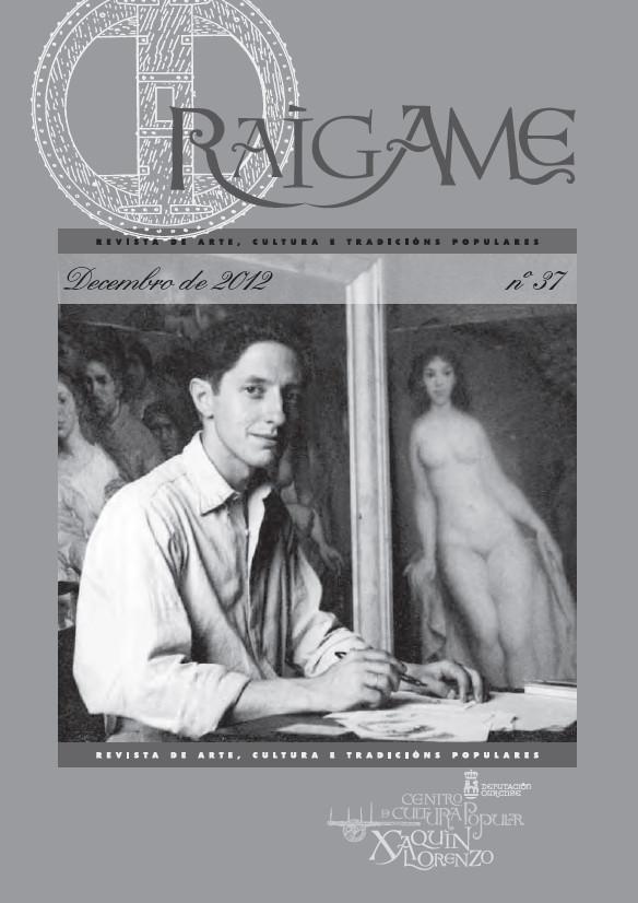 Isaac Díaz Pardo protagoniza a revista do Centro de Cultura Popular Xaquín Lorenzo