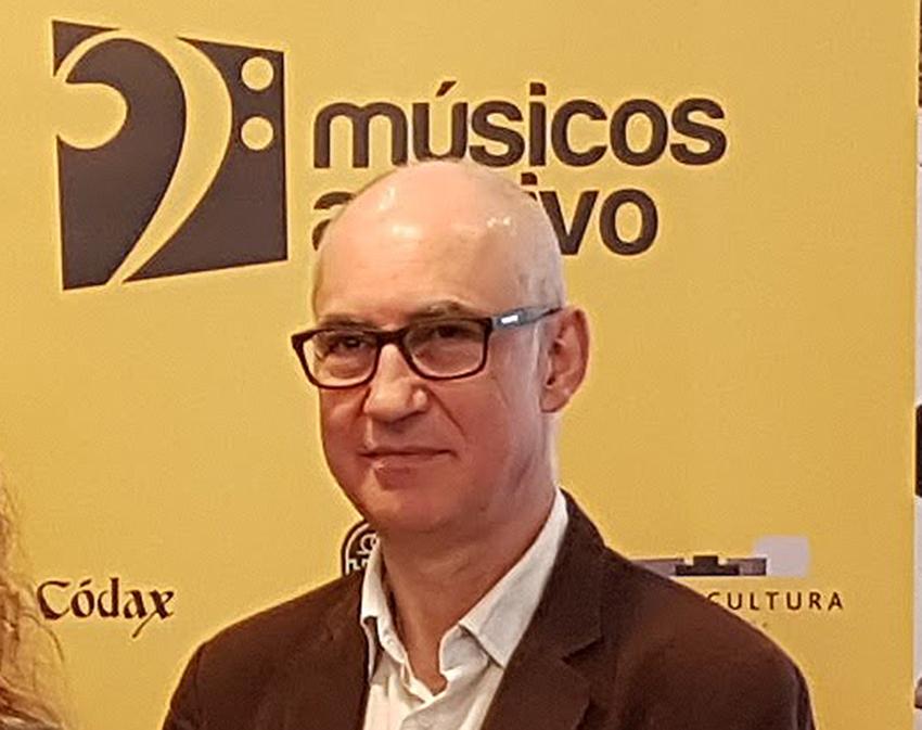 Entrevista con Ramón Bermejo, voceiro da Asociación de Músicos Ao Vivo