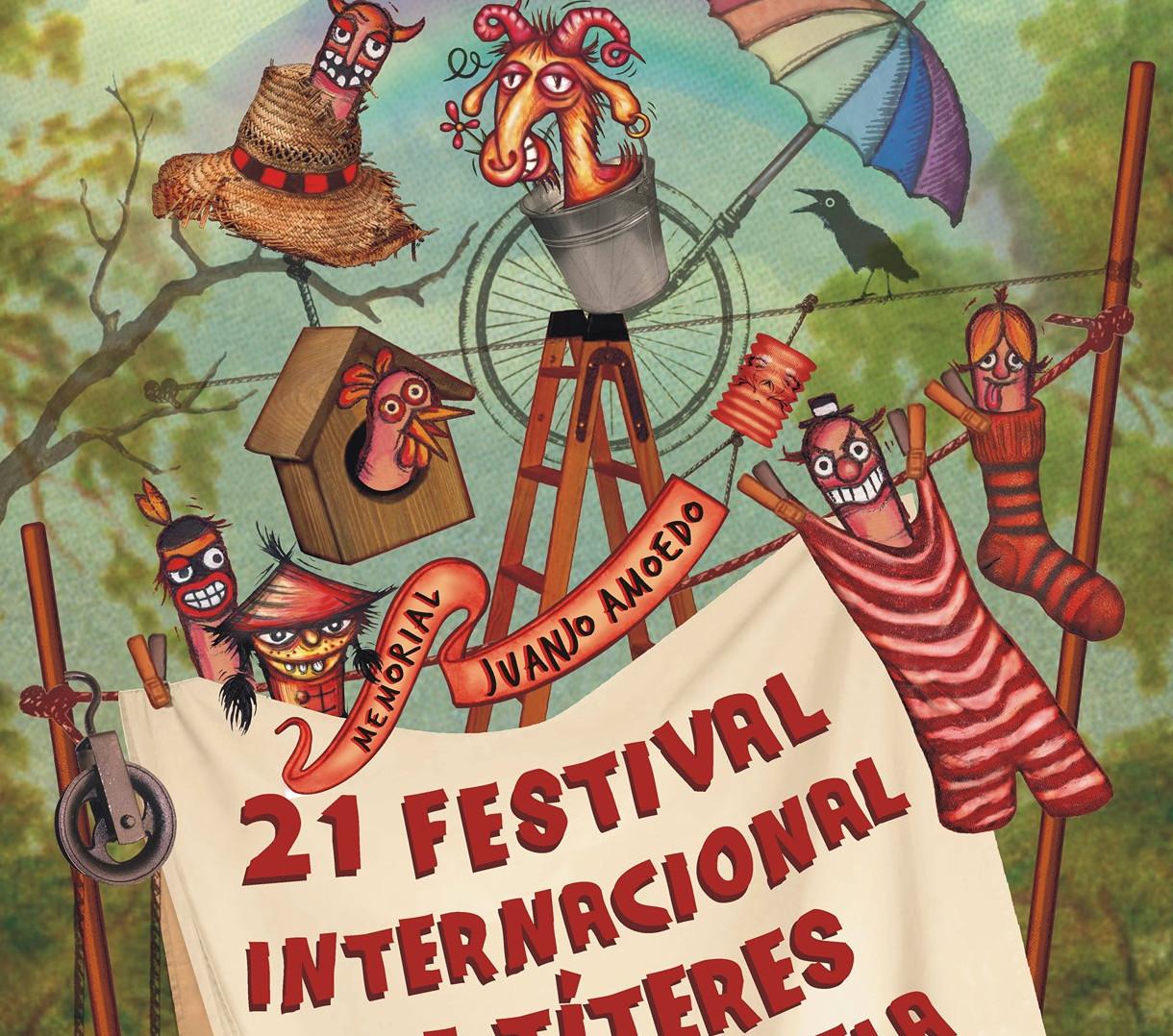 O Festival do Carballiño, Titirideza e o Festival de Títeres de Redondela sucederanse ata primeiros de setembro