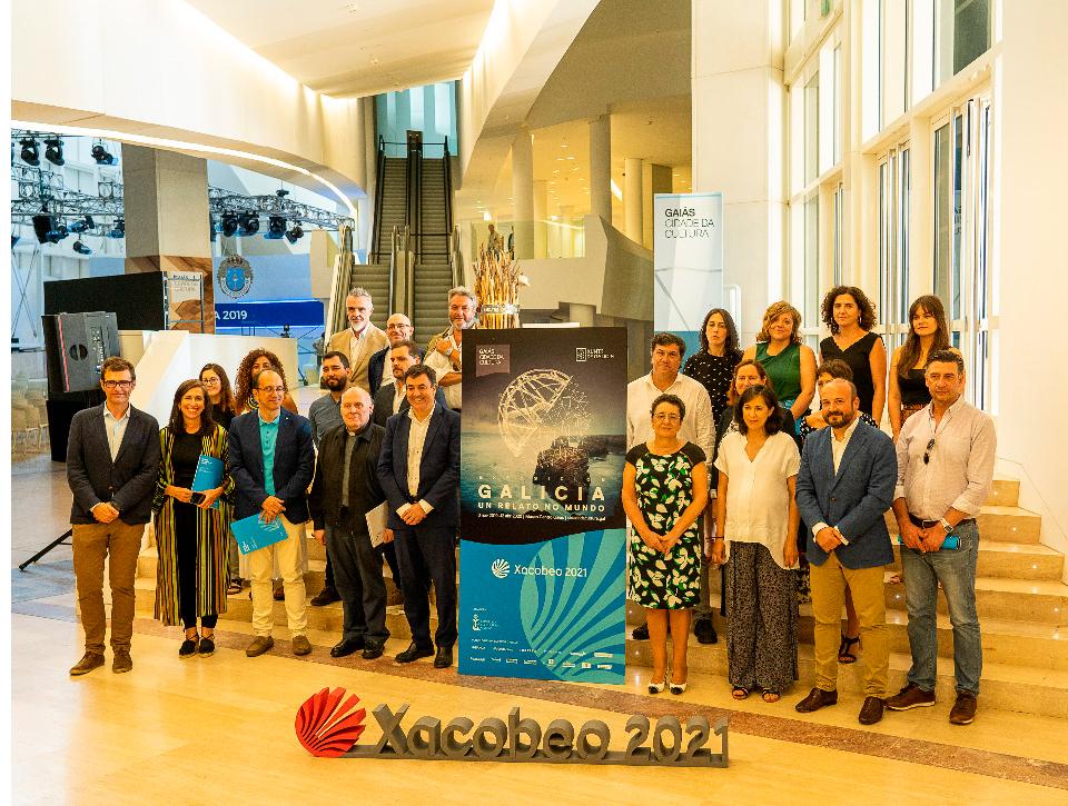 Preséntase a primeira gran exposición cara o Xacobeo 2021