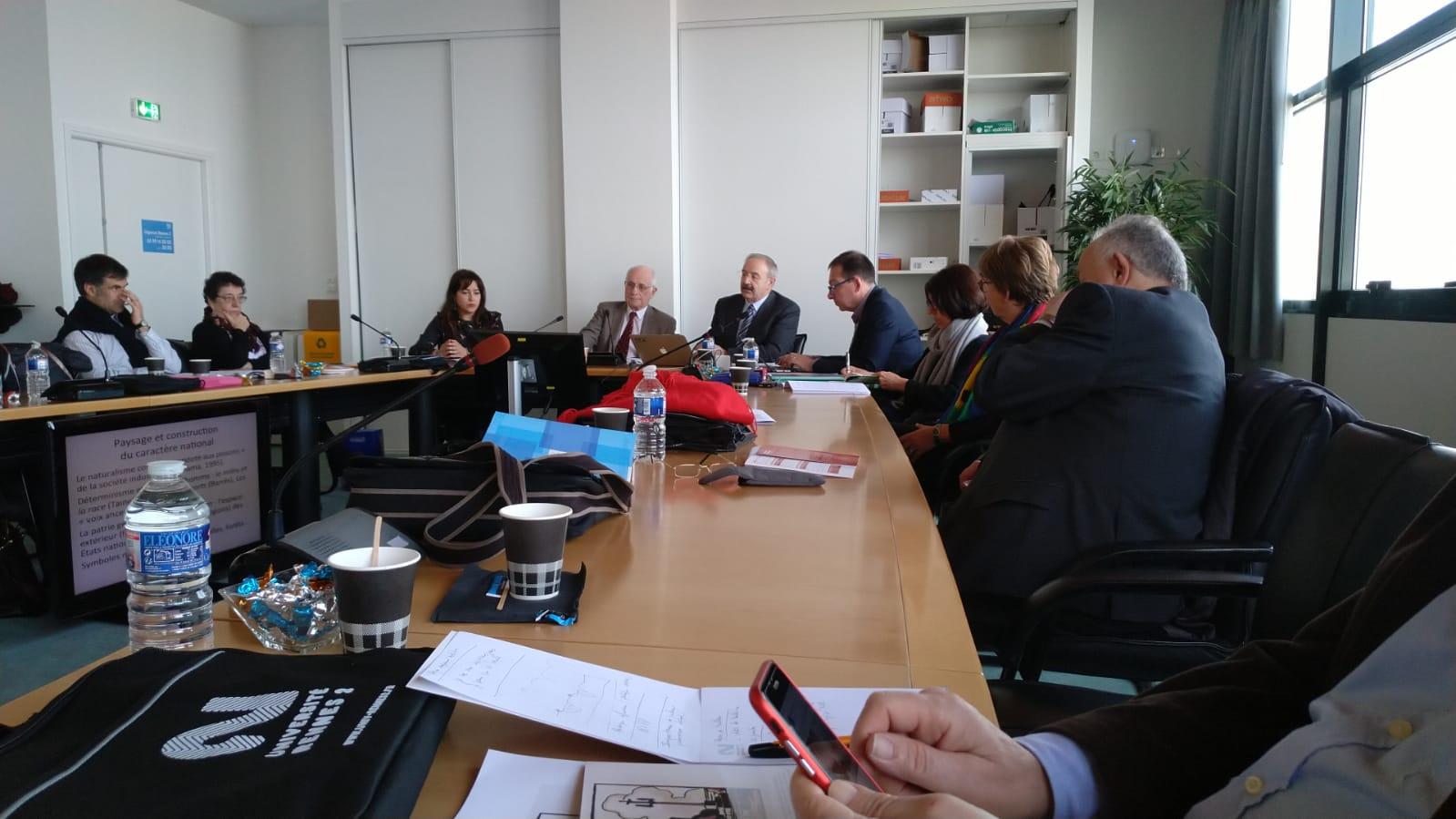 Celébrase en Rennes coa organización da universidade local e o CCG
