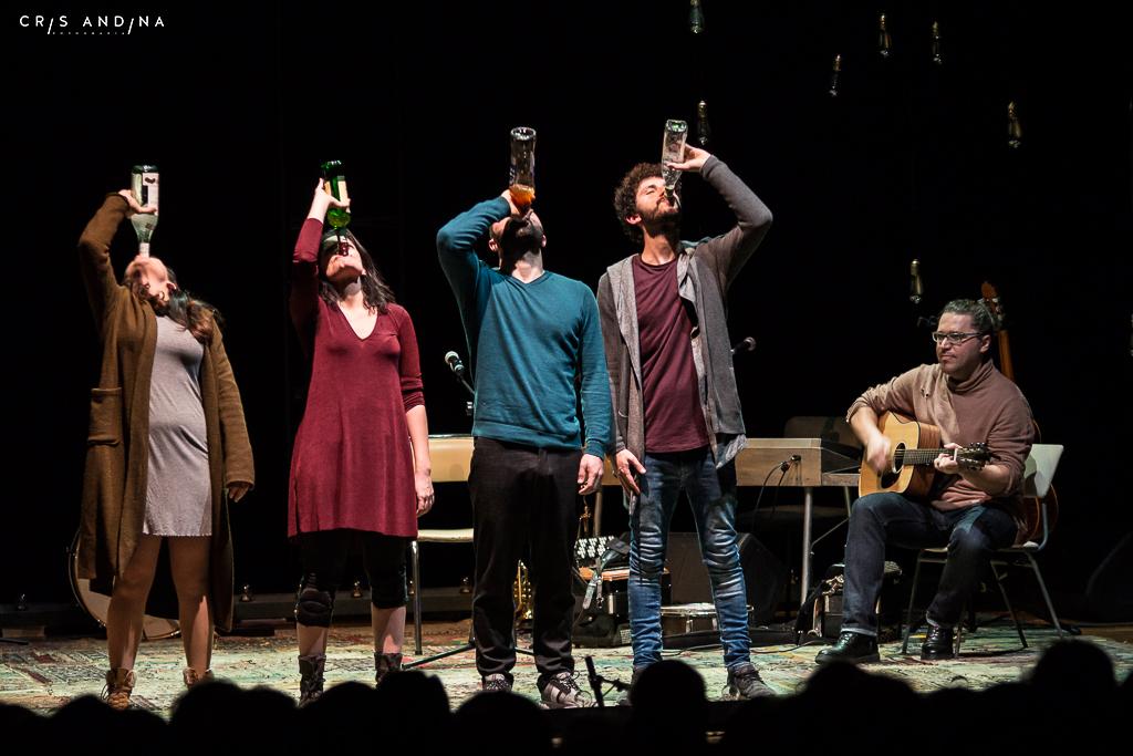 O programa de Galicia Escena Pro amosa unha recuperación do teatro para público adulto