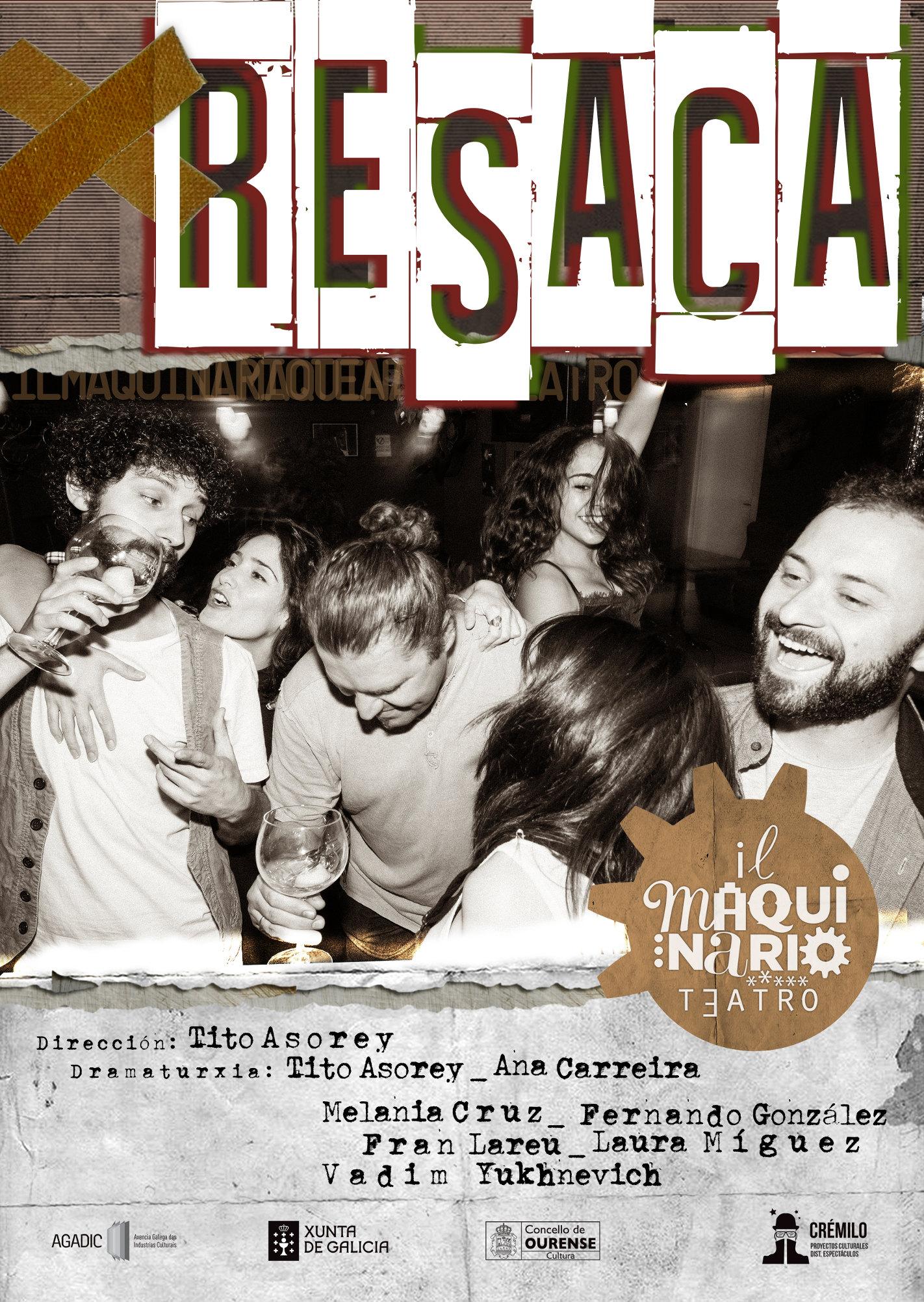 A terceira montaxe do grupo estréase esta noite en Ourense