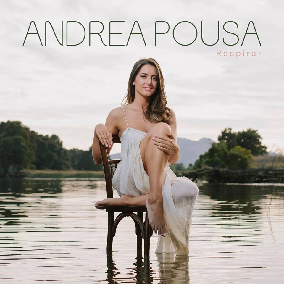 Andrea Pousa inicia a súa carreira en solitario con <i>Respirar</i>