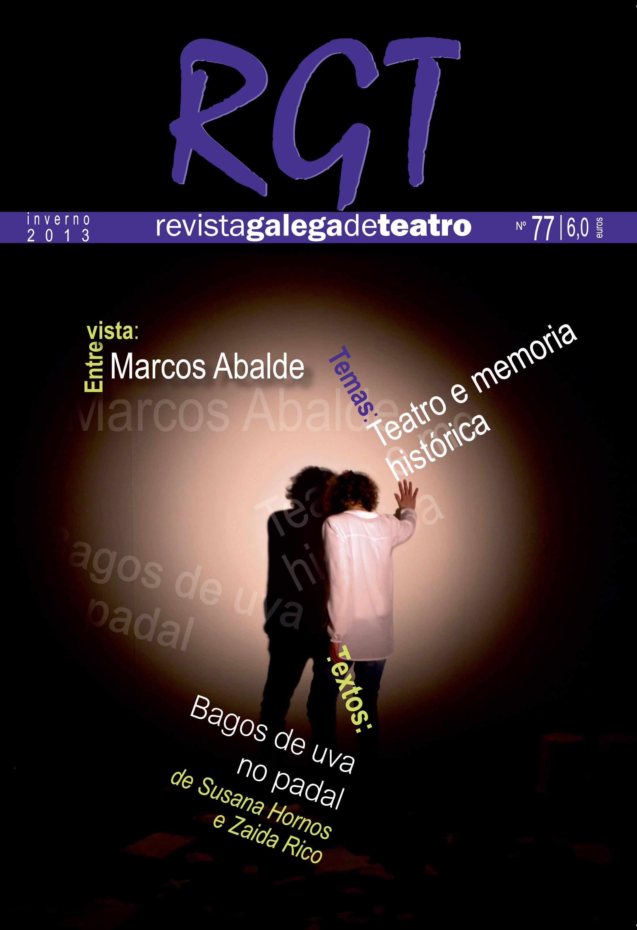 Urbano R. Moledo ou Roberto Vidal Bolaño protagonizan os contidos da entrega