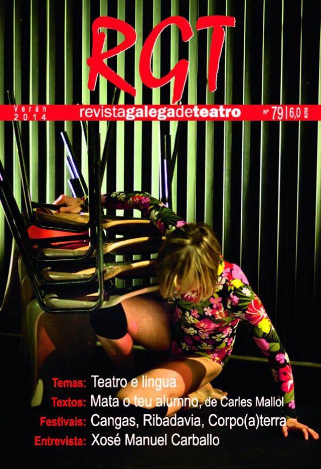 A nova entrega da publicación atende á problemática <i>Teatro e lingua</i>