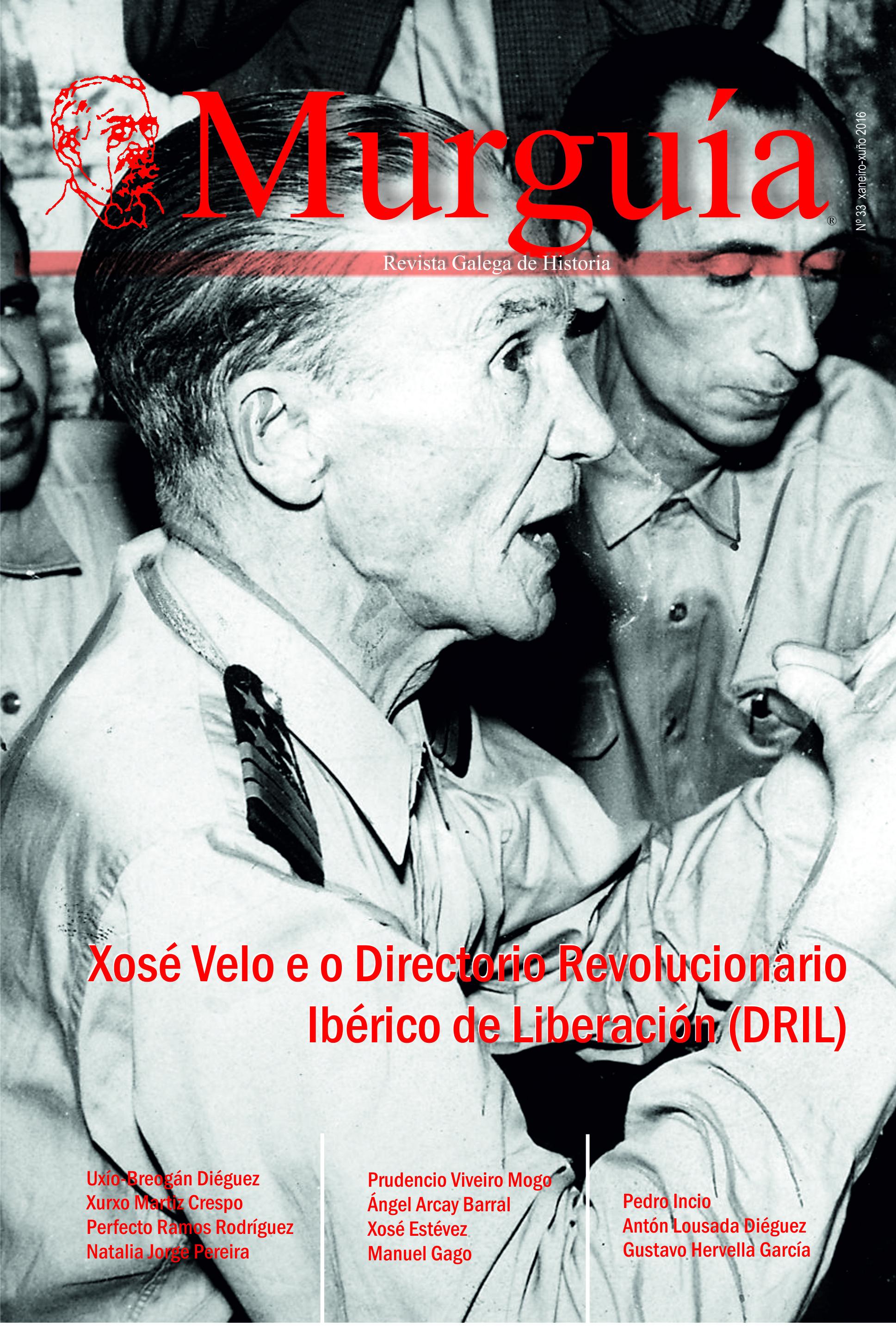 A figura de Xosé Velo, a dereita galeguista na II República ou un traballo sobre Manuel María fan parte da entrega