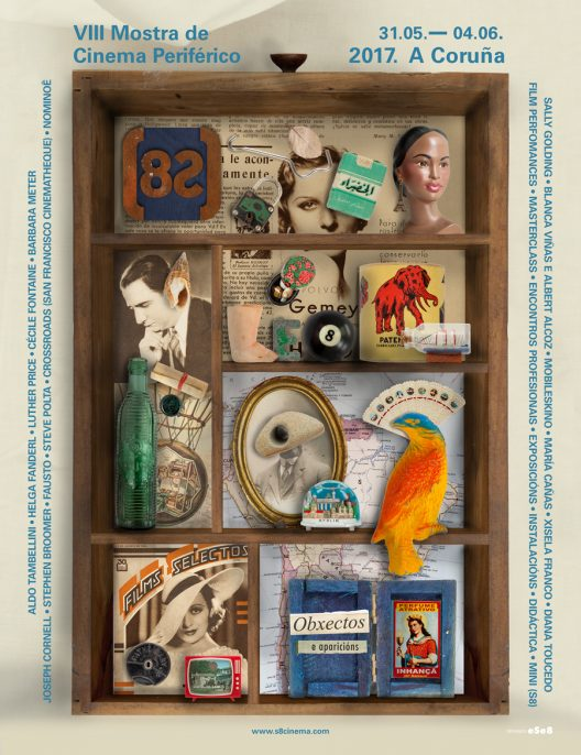 A Coruña acollerá a oitava Mostra Internacional de Cinema Periférico entre o 31 de maio e o 4 de xuño