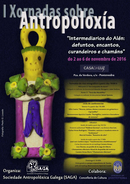 A SAGA organiza este encontro en Pontevedra ata o vindeiro día 6