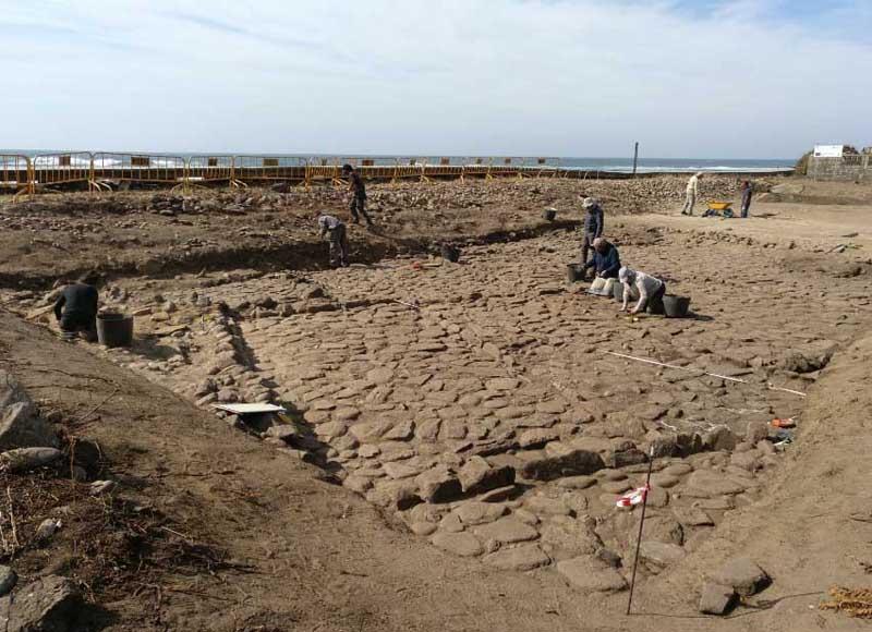 Identifican o maior complexo de produción de sal do Imperio Romano