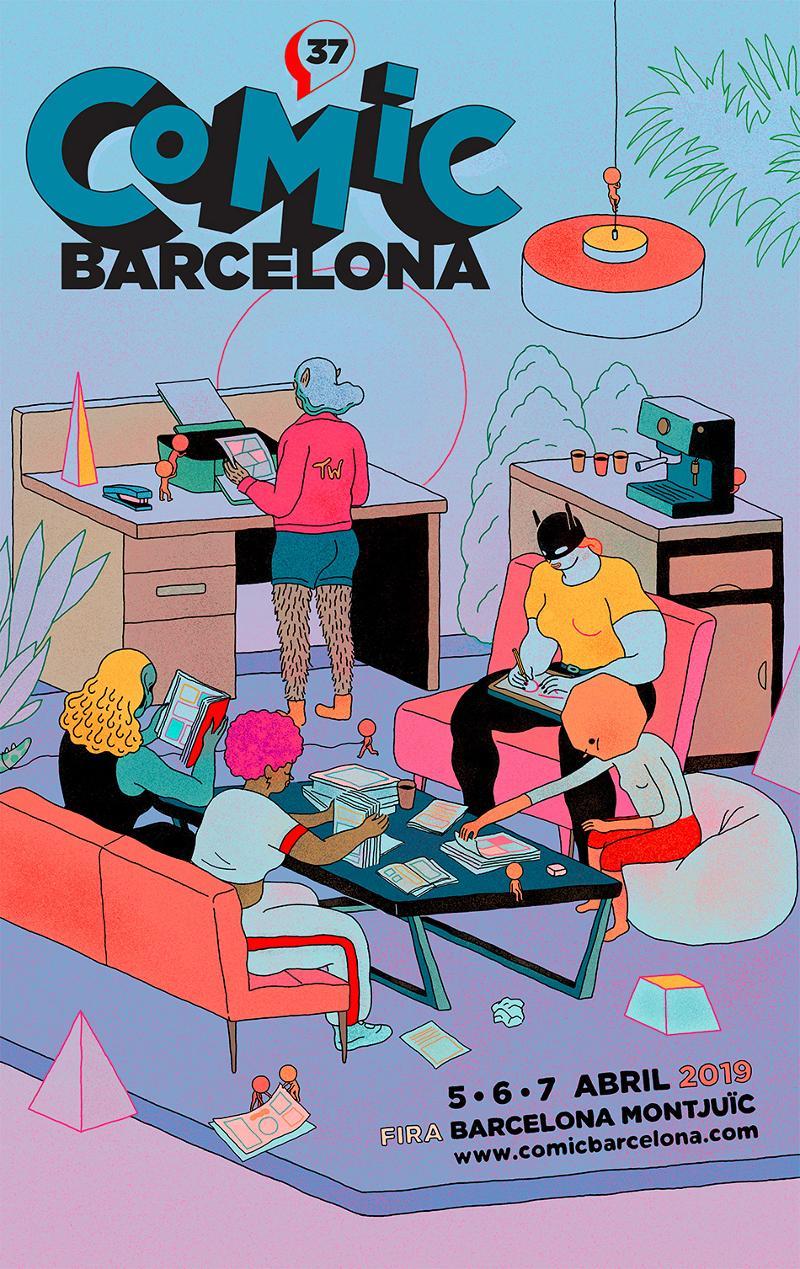 O fanzine <i>Altar Mutante</i>, única proposta galega con opcións aos premios do Saló del Còmic
